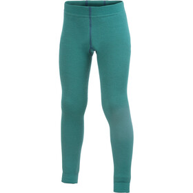 Woolpower 200 Long Johns Kinder turtle green
